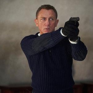 Daniel Craig spielte fünfmal den Geheimagenten James Bond.