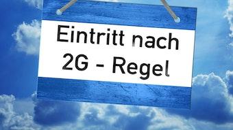 RB Leipzig stellt auf die 2G-Regel um.