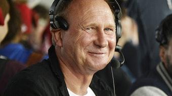 Der frühere Fußball-Torwart und langjährige RB-Mitarbeiter Perry Bräutigam.