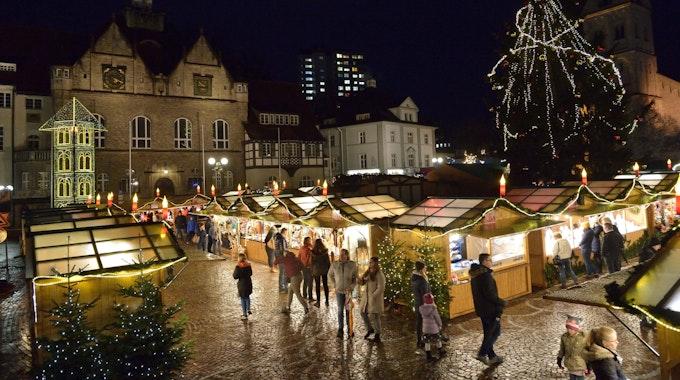Weihnachtsmarkt Bergisch Gladbach