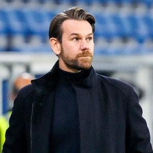 Thomas Kessler beim Bundesliga-Spiel TSG Hoffenheim gegen 1. FC Köln