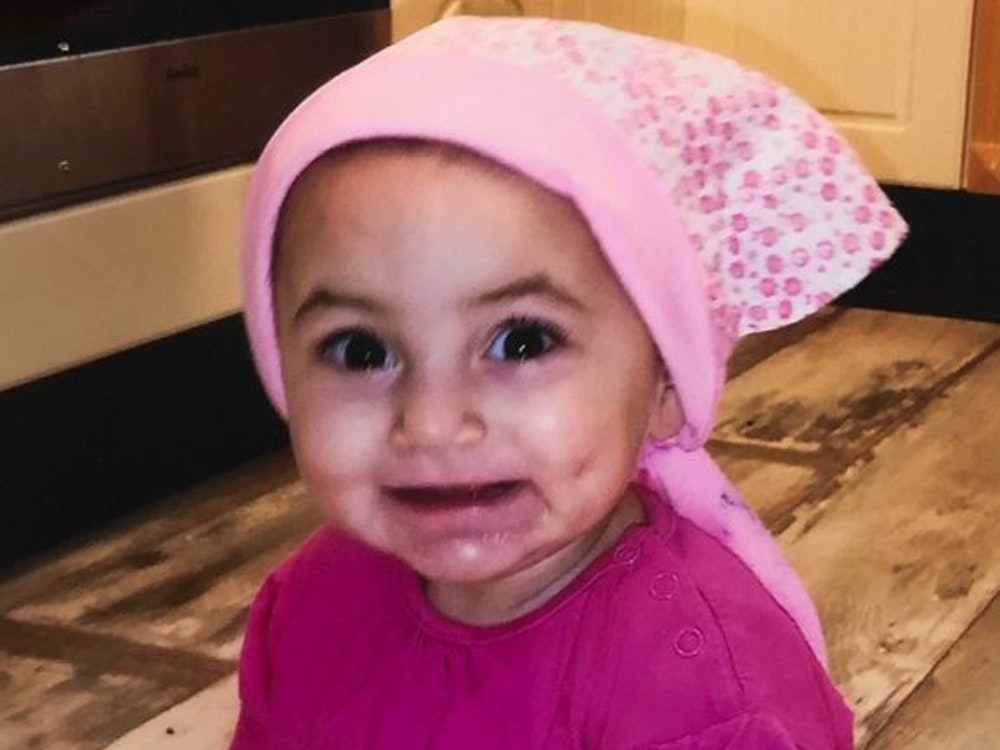 Medina (1) wurde von ihren Eltern entführt.