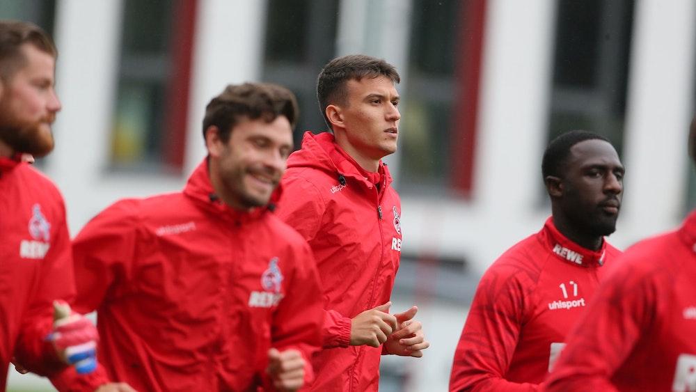 1. FC Köln: Hector and Ljubicic fit for Bayer – diagnosis at Skhiri