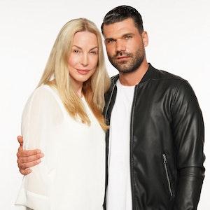 """Michelle Monballijn und Mike Cees-Monballijn sprechen nach ihrer Zeit im """"Sommerhaus der Stars"""" offen über ihre Eheprobleme."""