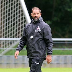 Stefan Ruthenbeck, Trainer der U19 des 1. FC Köln.