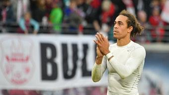 Bester Leipziger gegen Fürth: Yussuf Poulsen