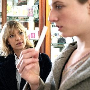 Heike Makatsch ermittelt erst zum zweiten Mal als Tatort-Kommissarin aus Mainz.