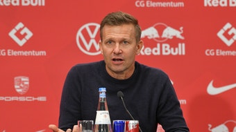 """""""Ich bin geimpft"""": RB-Trainer Jesse Marsch"""