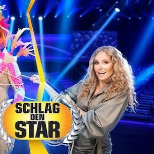 """Diese Damen werden sich nichts schenken. Am Samstag, 27. November 2021, treffen Katja Burkard und Olivia Jones bei """"Schlag den Star"""" aufeinander."""