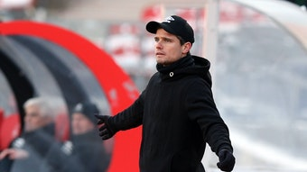 Robert Klauß ist beim 1. FC Nürnberg gefordert.