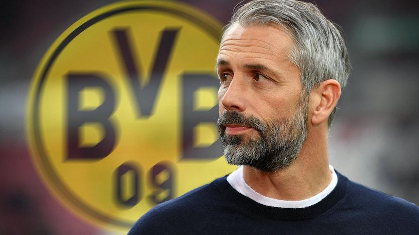 Gladbachs Trainer Marco Rose verlässt die Gladbacher nach der Saison Richtung Borussia Dortmund.
