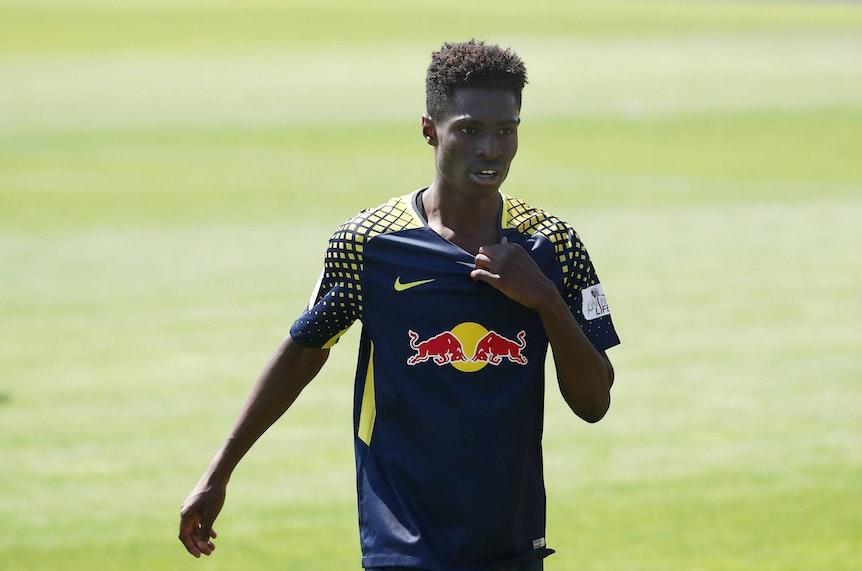 Matthew Bondswell wird nicht mehr zu RB Leipzig zurückkehren.