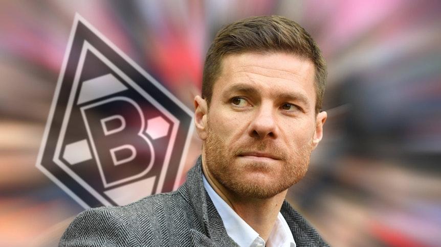 Xabi Alonso wird offenbar neuer Trainer bei Borussia Mönchengladbach. Die Aufnahme des Spaniers für diese Fotomontage stammt vom 25. Februar 2017.