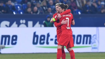Wird man Sabitzer und Forsberg nach der Saison noch im Trikot von RB Leipzig sehen?