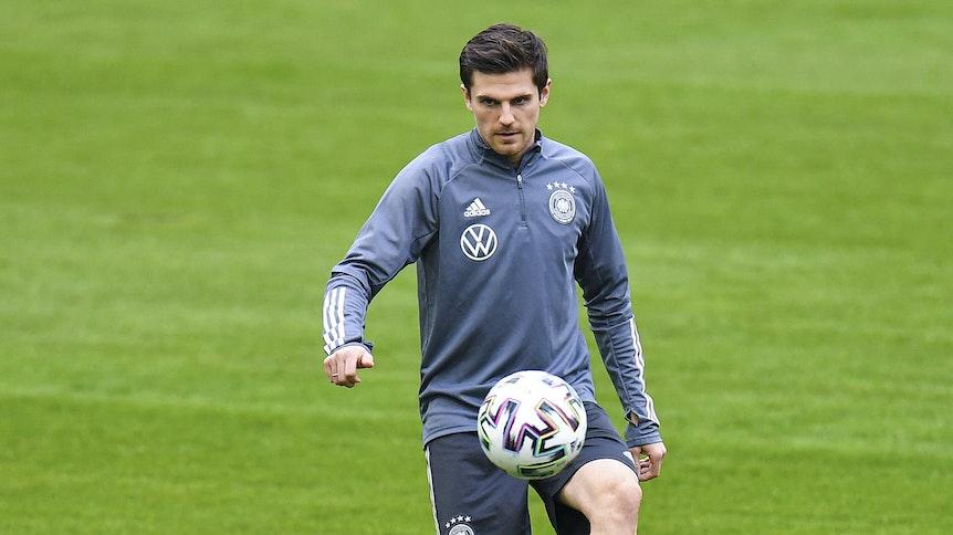 Jonas Hofmann, Nationalspieler in Diensten der Gladbacher Borussia, soll das Interesse von anderen Klubs auf sich gelenkt haben.
