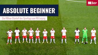 Absolute Beginner: Die mögliche Startelf von RB Leipzig gegen den VfL Wolfsburg