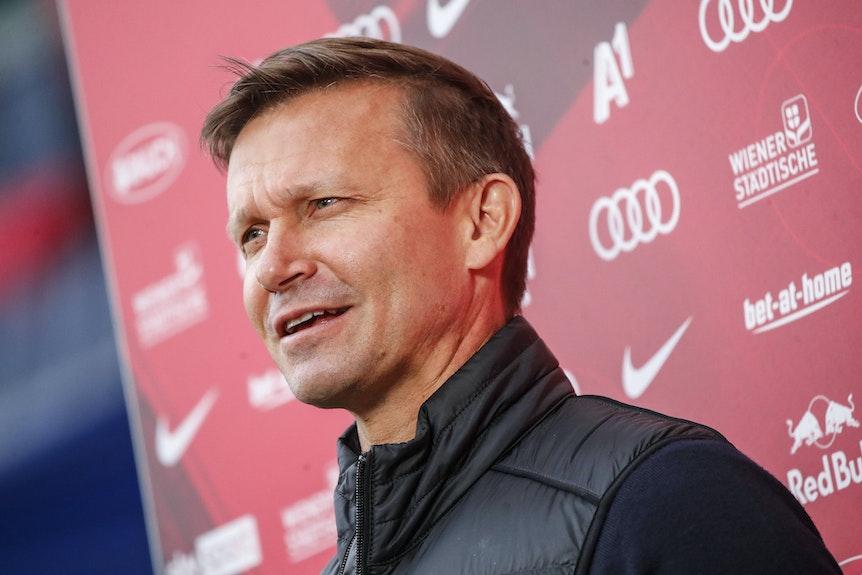 Jesse Marsch wird wohl der neue Trainer von RB Leipzig.