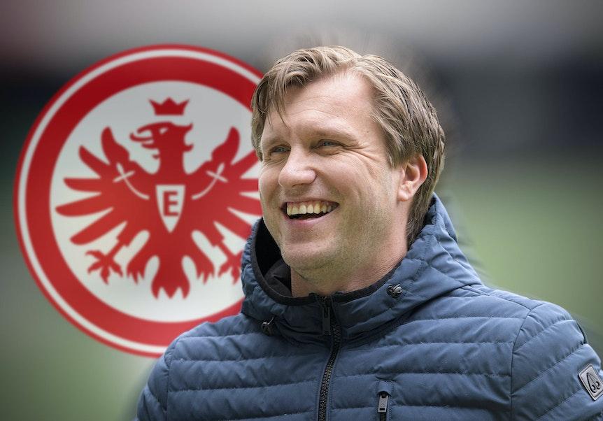 Markus Krösche wird womöglich neuer Sportvorstand bei Eintracht Frankfurt.