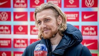 Emil Forsberg wird bei RB Leipzig verlängern.