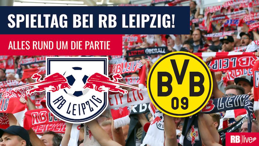 RB Leipzig trifft auf Borussia Dortmund