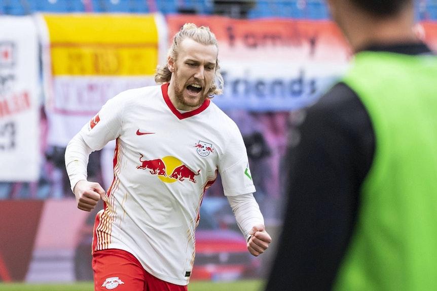 Verlängert bis 2025: Emil Forsberg