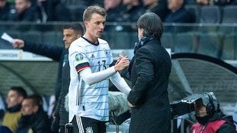Bundestainer Joachim Löw setzt bei der EM auch auf RB-Verteidiger Lukas Klostermann.