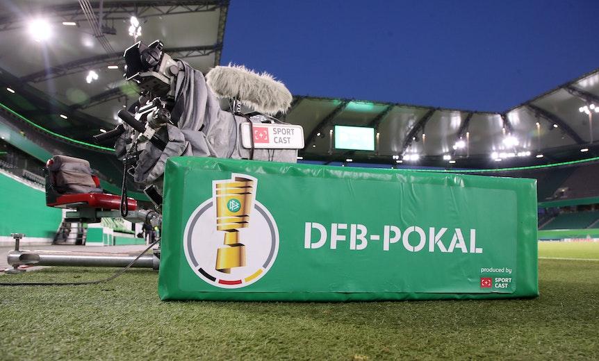 Die TV-Rechte für den DFB-Pokal werden neu ausgeschrieben.