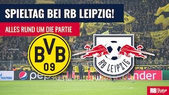 BVB gegen RB Leipzig