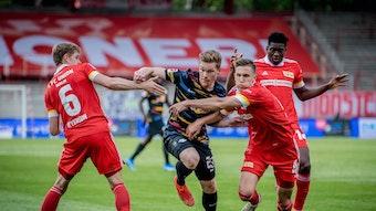 Union Berlin: erster und letzter Gegner der Vorsaison für RB und Marcel Halstenberg