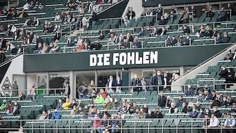 Mehr als 10.000 Zuschauer im Borussia-Park: Das hat es in Gladbach das letzte Mal am 26. September 2020 gegeben, als 10.383 Fans das Bundesliga-Duell zwischen Gladbach und Union Berlin verfolgten.