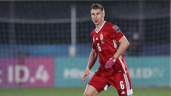 Willi Orban (22 Länderspiele) spielt mit Ungarn sein erstes großes Turnier.