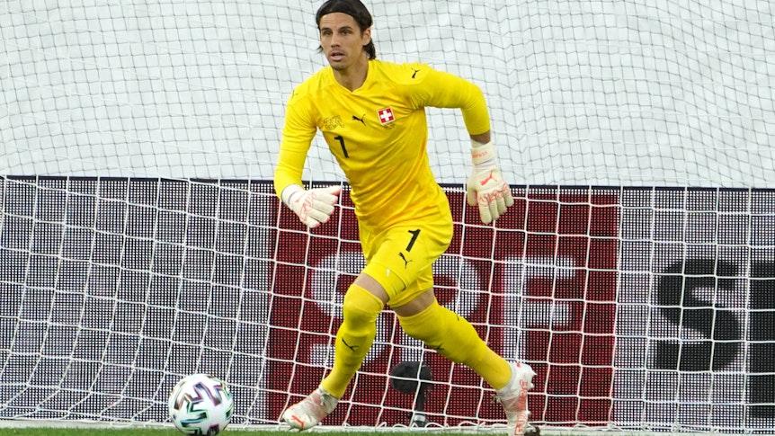 Yann Sommer, hier zu sehen am 30. Mai 2021, soll in den kommenden Tagen zum zweiten Mal Vater werden. Der Torhüter wird dann wohl das EM-Quartier der Schweizer Nationalmannschaft verlassen.
