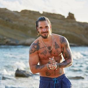 """Zico Banach, Sohn von Mucki Banach, ist einer der Kandidaten der RTL-Show """"Die Bachelorette""""."""