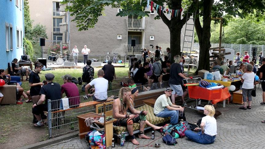 Tag der offenen Tür beim OMZ in Köln