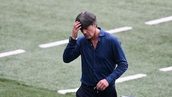 Schluss nach 198 Spielen: Mit der Niederlage gegen England endet die Ära Löw beim DFB
