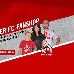 Schnäppchen für Fans: Gutscheine für den Fanshop des 1. FC Köln