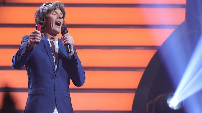 """Mickie Krause singt in der RTL-Show """"Let's Dance"""". Der Sänger ist seit 20 Jahren mit seiner Ute verheiratet."""