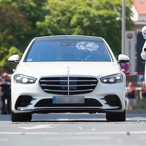 Mann in Hannover erschossen