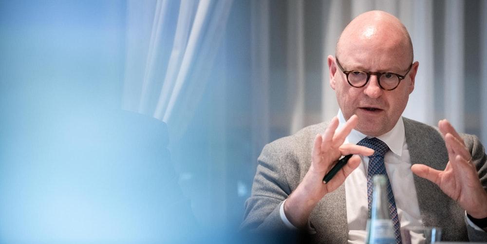 Münsters Bürgermeister Markus Lewe