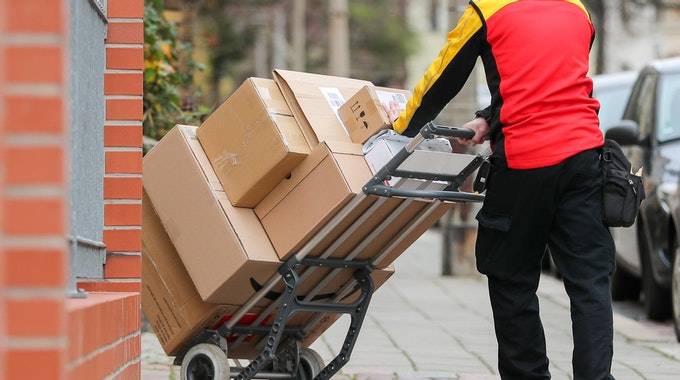 paketfahrer