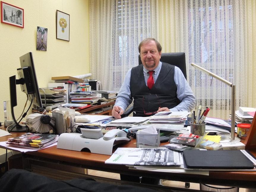 Bürgermeister Josef Wirges