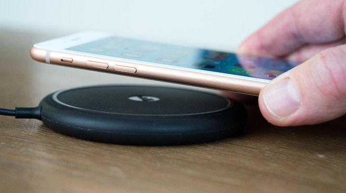 iPhone 8 drahtloses Laden