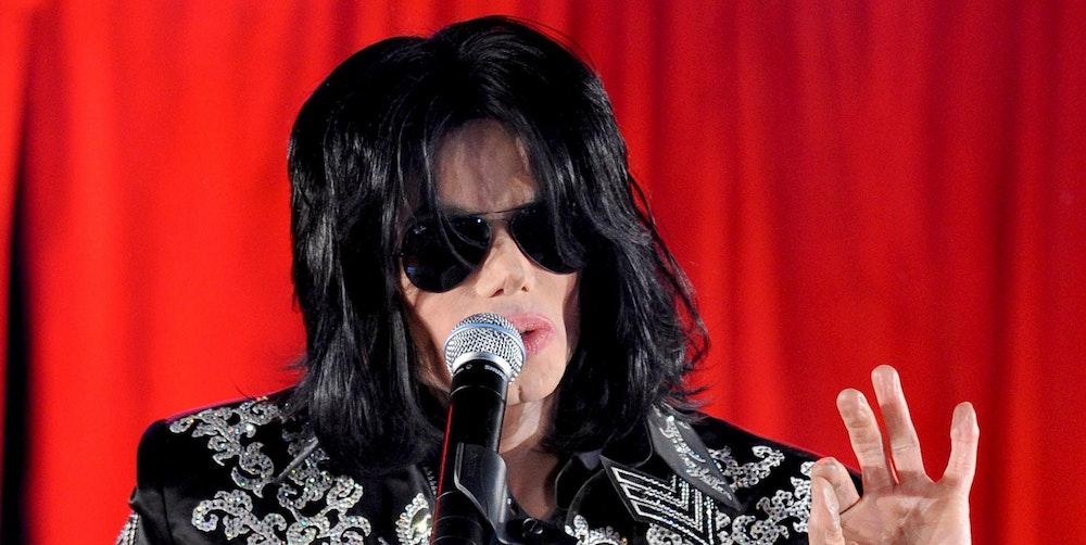 Noch jackson lebt michael Lebt Michael
