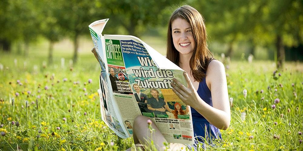 Die komplette grüne Printausgabe können Sie sich jetzt als E-Paper gratis downloaden.