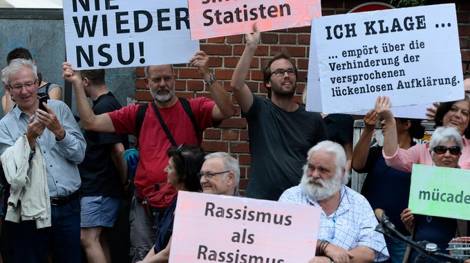 KÖ: Opfer des Keupstraßenanschlags beim Gedenktag