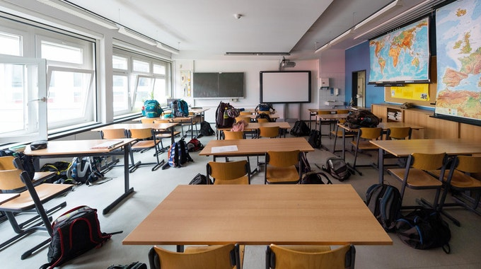Klassenzimmer_Symbolfoto