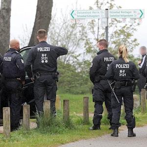 Polizei-Einsatz
