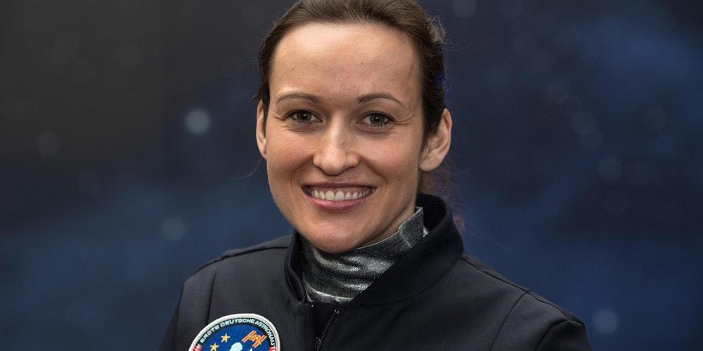 KÖ Astronautin Nicola Baumann