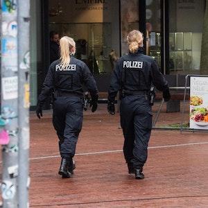 polizei innenstadt