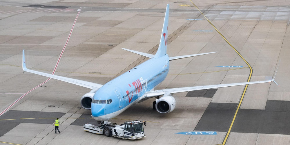 TUIfly Boeing 737